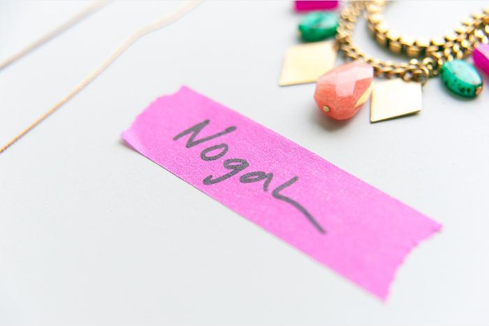BRIKA - Nogah Necklace 4