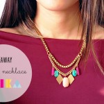 Giveaway :: Nogah Necklace {Exclusive at BRIKA}