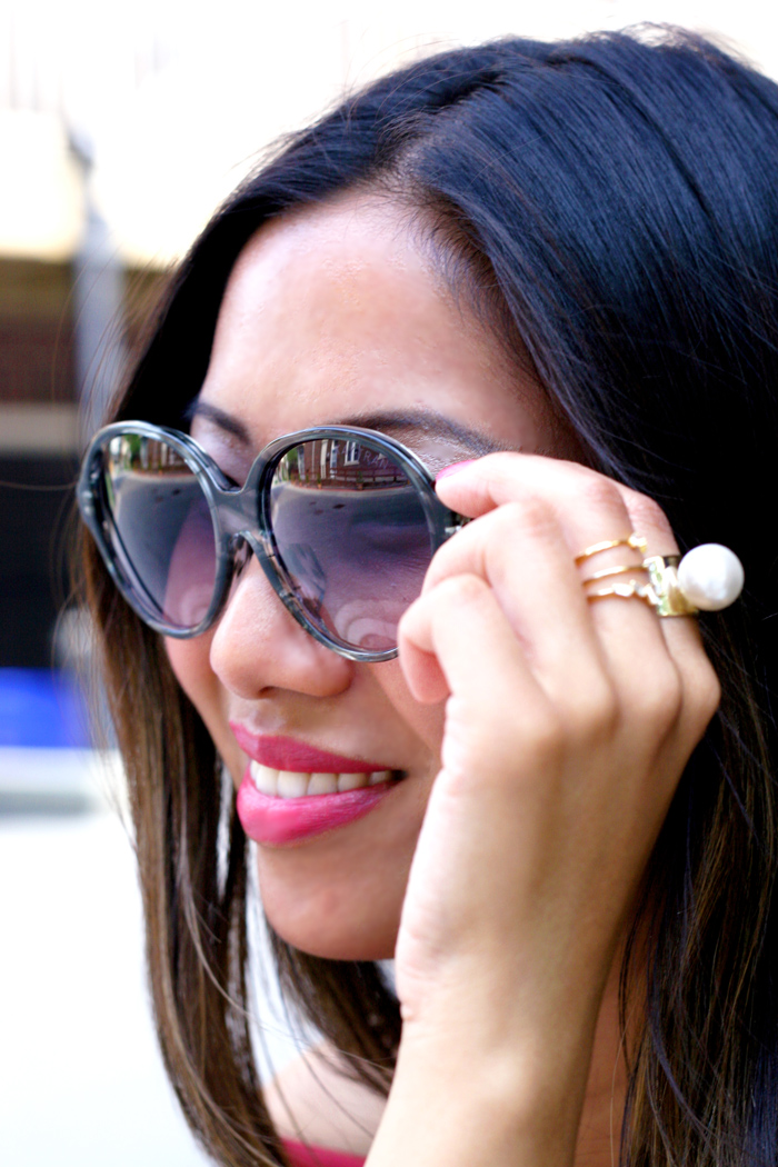 Kay Tran Eyewear Shop for Jayu rings