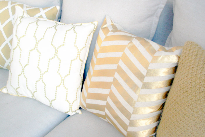 Home Decor Gold Home Accents with Target