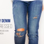 DIY Event :: Do Denim Your Way with Joe Fresh