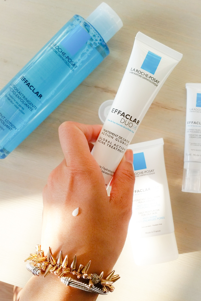 La Roche Posay Effaclar Acne Treatment