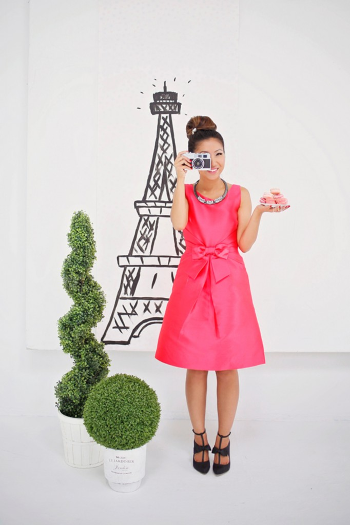 "DIY + Style :: ""A Day in Paris"" with Shop for Jayu"