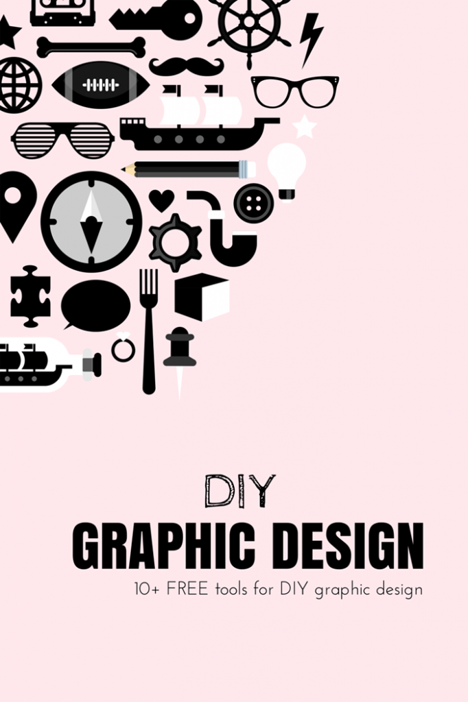 DIY :: 10+ [FREE] Tools for DIY Graphic Design