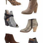 Style Tip :: Details to Look for in this Season's Ankle Boots