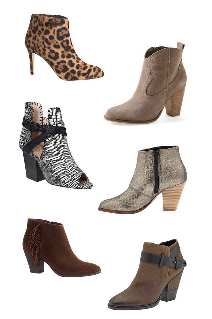 Fall 2014 Fashion Boots