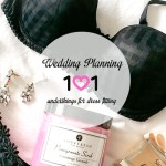 Wedding Planning 101 - Undergarments lingerie for wedding bridal dress gown shopping