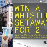 Giveaway :: BENCH Wants to Send you to Whistler!