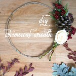 DIY {Expert Series} :: Whimsical {Holiday} Wreath