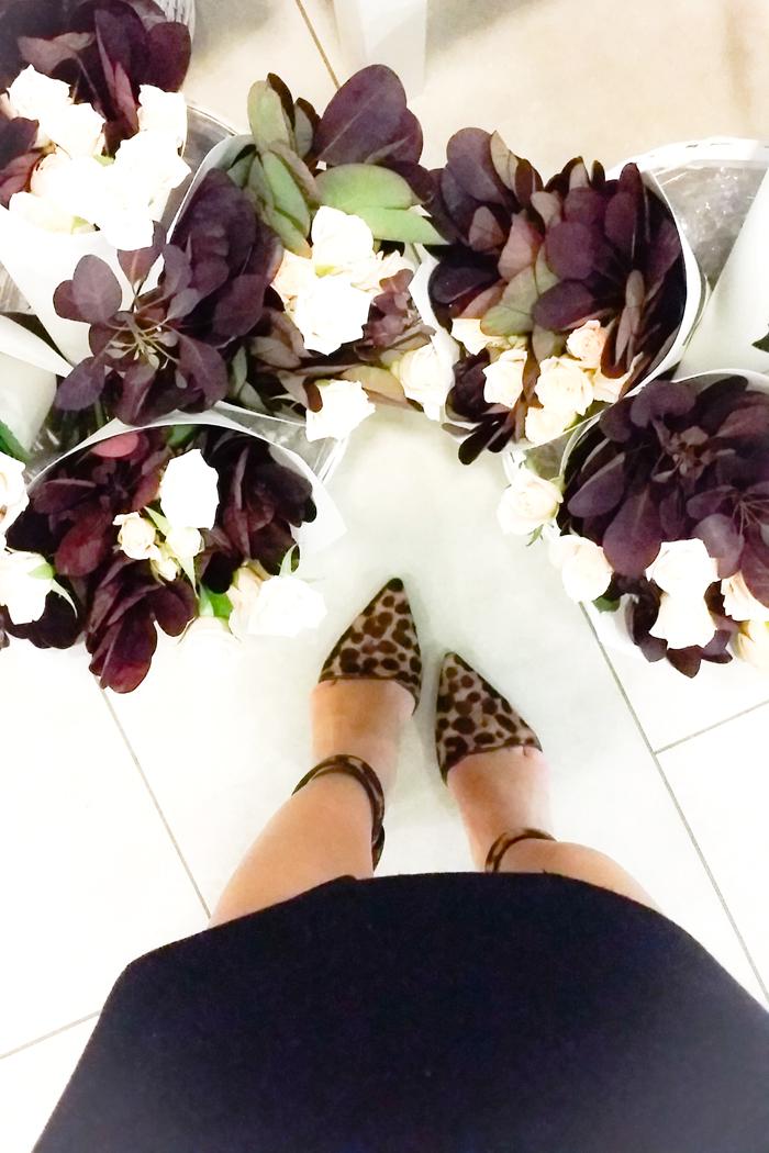 Leopard Heels Fall