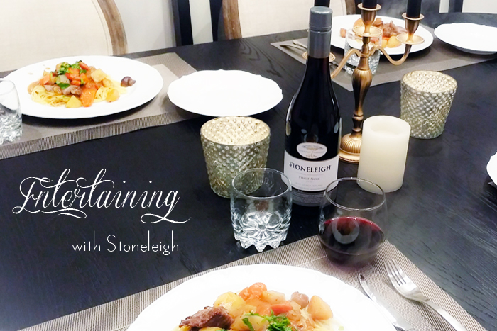 Entertaining with Stoneleigh Wines