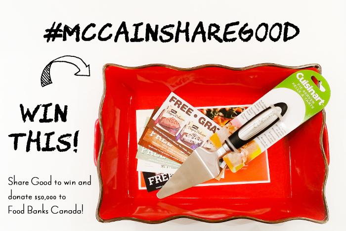 McCain Share Good