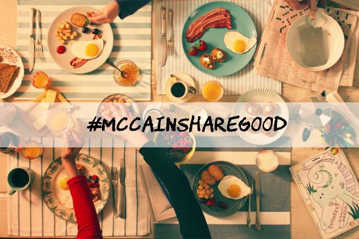 McCain ShareGood Campaign