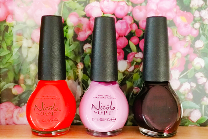 Nicole by OPI 2015 Collection