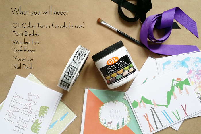 CIL DIY Paint Projects