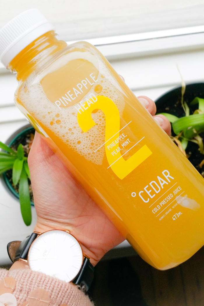 Cedar 3 day juice cleanse Review