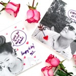 DIY :: Dry Erase Acrylic Photo Cards & Valentine's Day Mugs