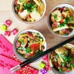 Food & Drink :: Chinese New Year Rice Cake Pasta