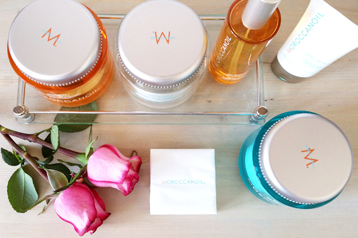 Moroccan Oil Spa Day Review 1