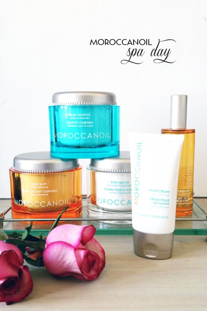 Moroccan Oil Spa Day Review