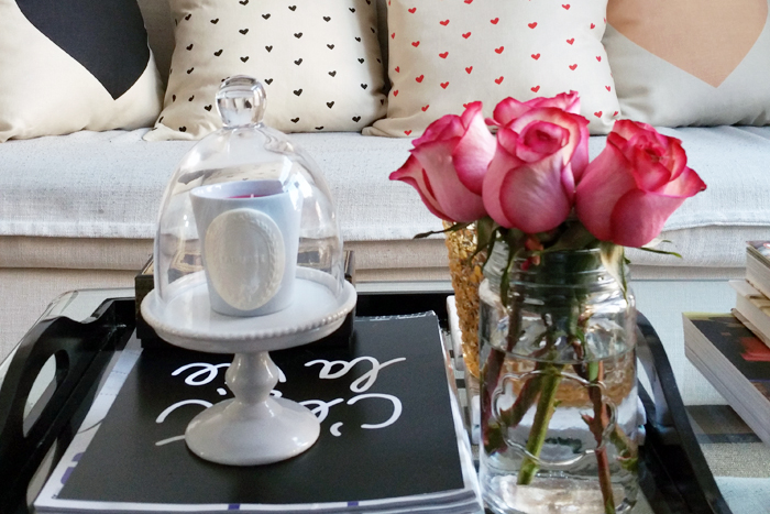 Valentine's Home Decor 4