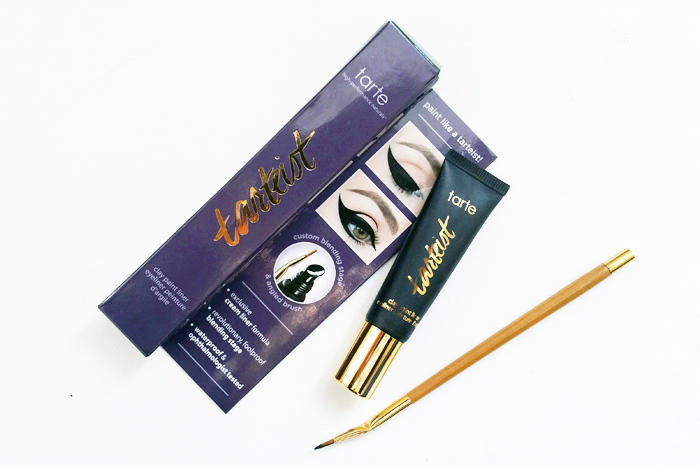 Tarte Cosmetics Review Tartiest Clay Paint Liner 2