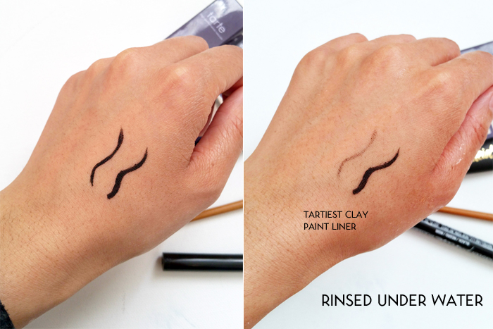 Tarte Cosmetics Review Tartiest Clay Paint Liner 5
