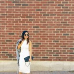 Outfit :: Spring Trench and Booties