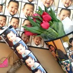 DIY :: Celebrating My Sister with DIY Photo Gift Wrap