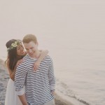 Wedding :: Set Sail {Beach Themed Engagement Shoot}