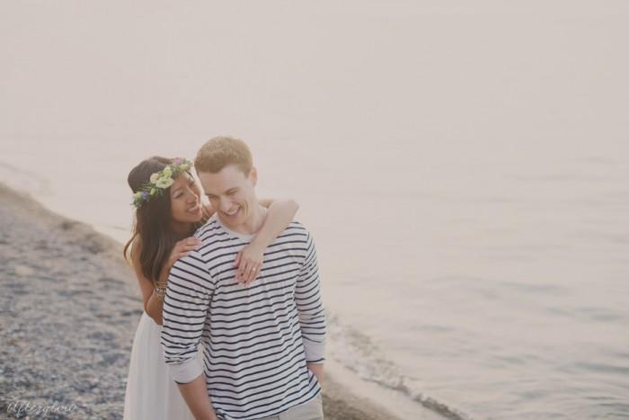 Wedding :: Set Sail {Beach Themed Engagement Shoot}