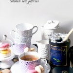 DIY :: Summer Tea Parties with Alokozay Tea