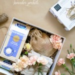 Mother's Day DIY :: Lavender Pockets and Tea
