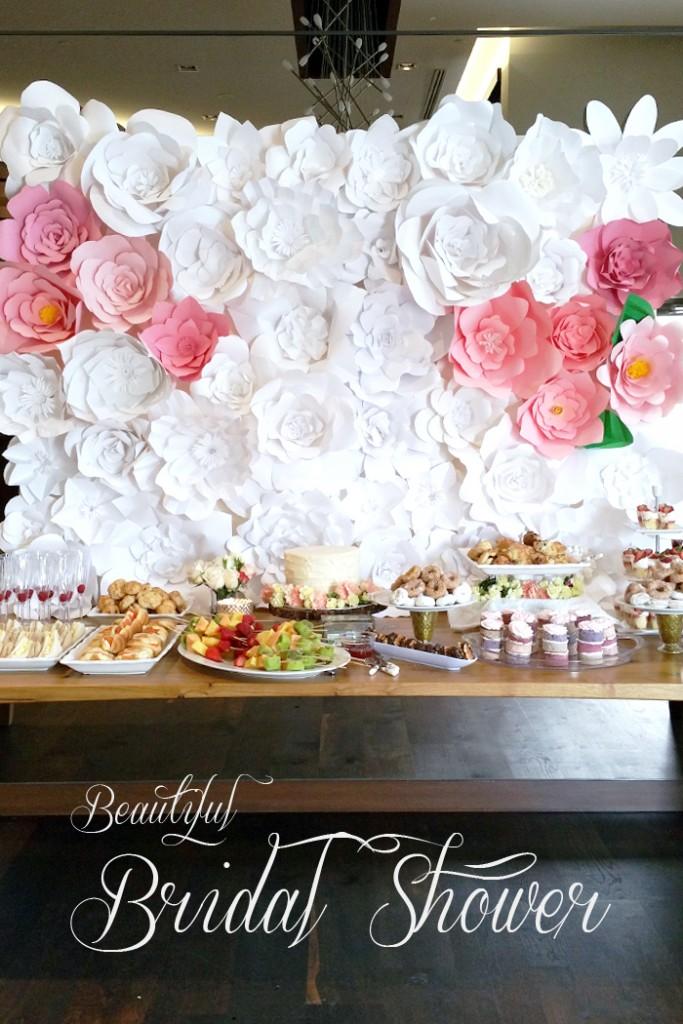 Wedding :: A Beautiful Bridal Shower