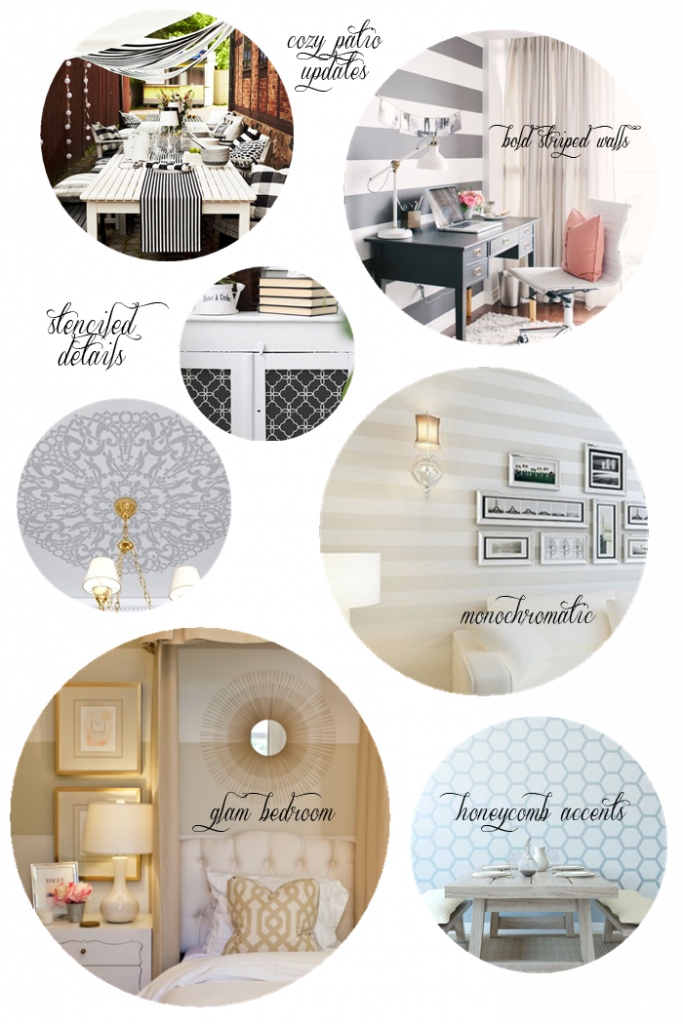 DIY Inspiration :: Paint Projects with BEHR