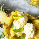 Food & Drink :: Pineapple Split {inspired by Ricardo}