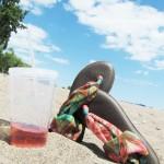 Outfit :: Beach Sandals {Sanuk}