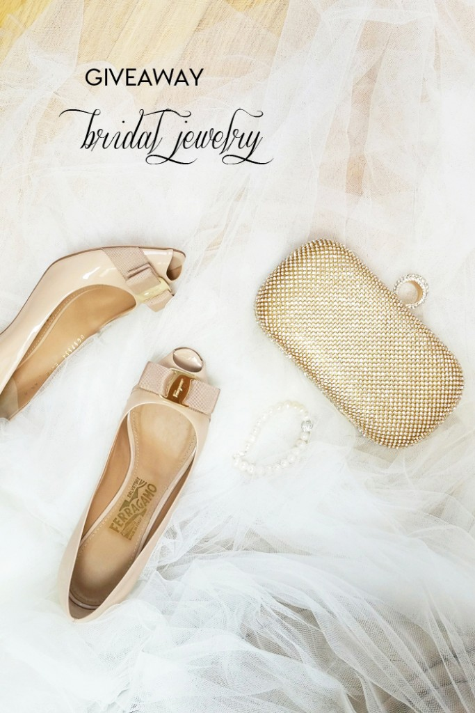 {Giveaway} :: Bridal Jewelry and Accessories