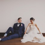 Wedding :: Our Rainy Romantic Wedding