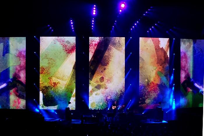 Ed Sheeran American Expresss