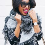 Outfit :: Shades of Black & White