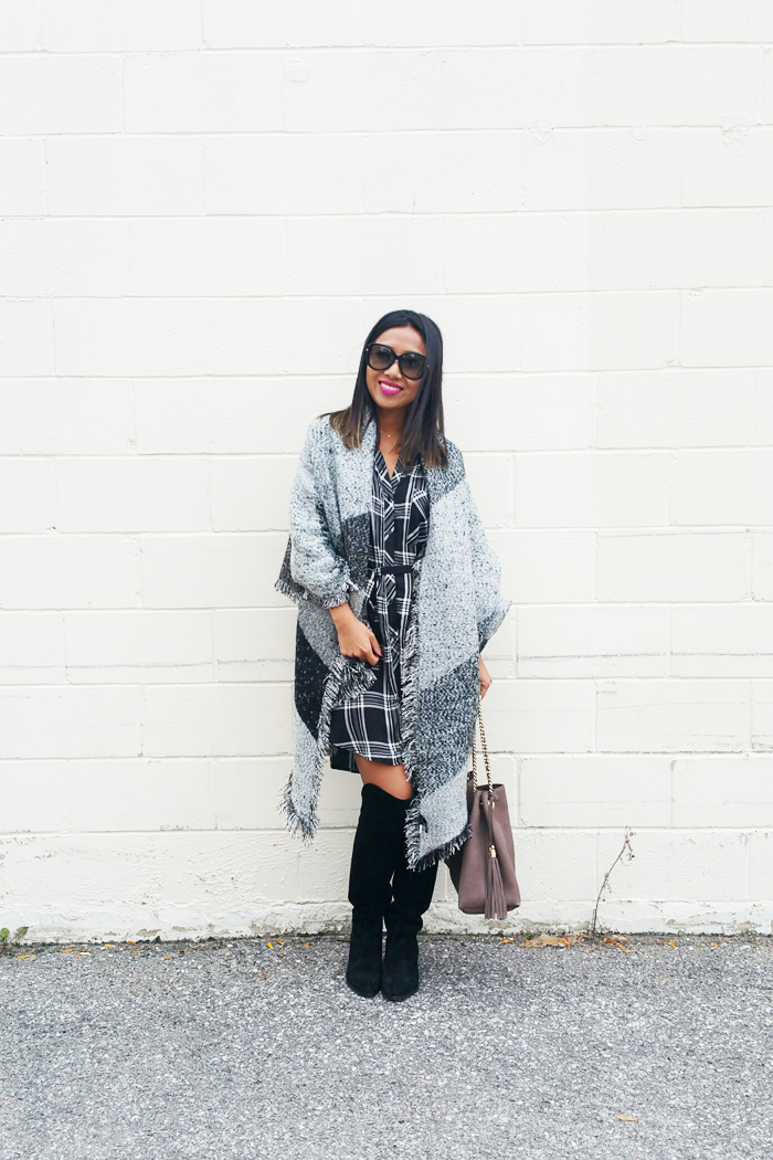 Le Chateau Fall Outfit 6
