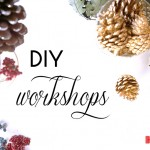DIY :: Attend our Workshops at Yorkdale Mall with BRIKA