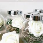DIY :: Wedding Terrarium Favors