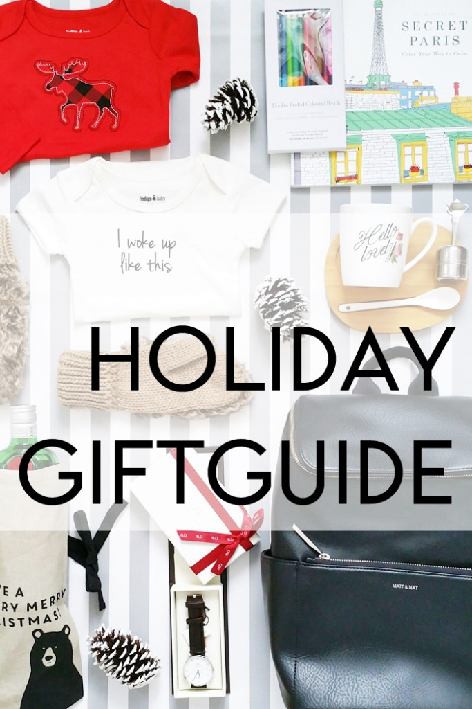 Gift Guide :: His, Her, and the Little Ones