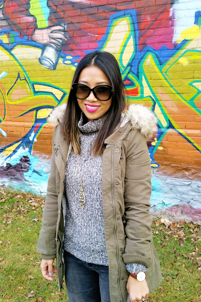 Le Chateau and Evernew Outfit