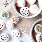 Food & Drink :: Festive Hot Chocolate (and giveaway)