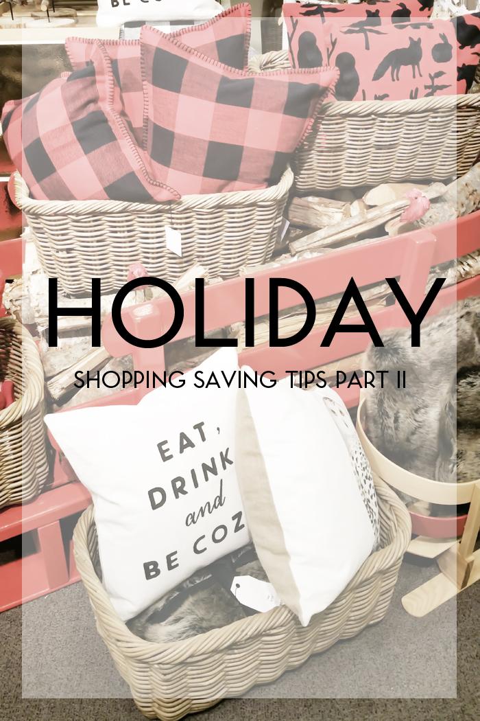 Interac Holiday Shopping Tips