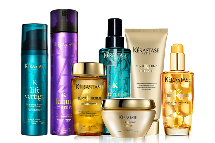 Kerastase PARIS giveaway