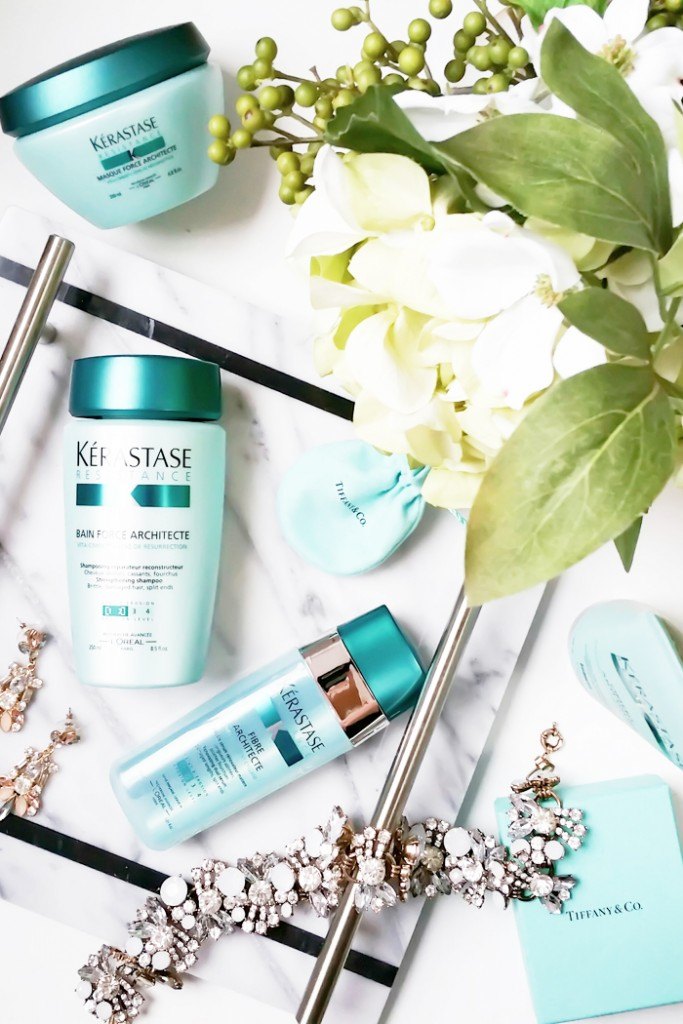 Beauty :: Restoring Hair with Kérastase (and a $300 giveaway!)